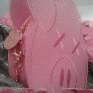 Jeffree x Shane Dawson Pig side purse